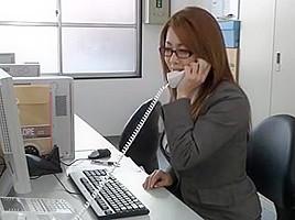 Yumi Kazama - Beautiful Japanese Office mother I'd like to fuck