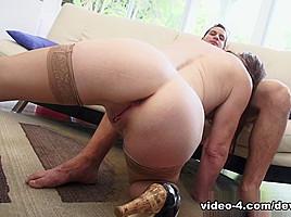 Anna H in Horny Grannies Love To Fuck #05, Scene #03