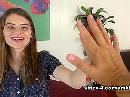 Alice March in Interview Movie - AmKingdom