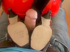 Shoejob Red Heels