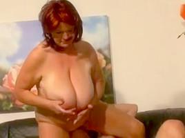 Monster Titten - Over 50yo German Huge Natural Big Boobs sc1
