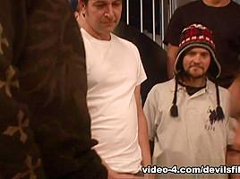 Amber Rayne in 50 Guy Cream Pie #08, Scene #01