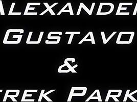 Alexander Gustavo and Derek Parker