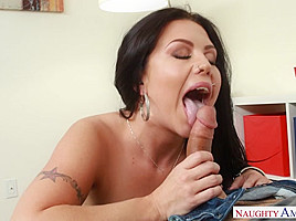 Sheridan Love & Ryan Driller - MyGirlfriendsBustyFriend