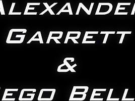 Alexander Garrett and Rego Bello