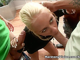 Carla Cox in Filthy Fuck Frenzy - HarmonyVision