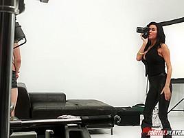 Ava Addams, Nikki Benz, Veronica Avluv, Bruce Venture in Cougarville - Episode 2 - DigitalPlayground