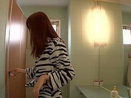 Best Japanese slut Chika Eiro in Exotic masturbation, panties JAV movie