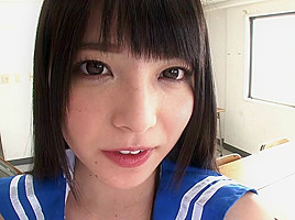 Ai Uehara in Ai Uehara cosplays for a fan - CosplayInJapan