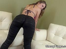 Kristina Rose Solo - CherryPimps
