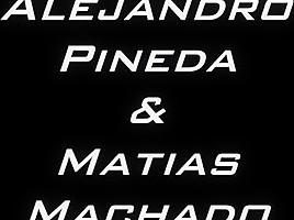 Argentinian studs Matias and Alejandro