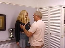Good Old Dick Nasty Plows Blond Slut Melissa Walker
