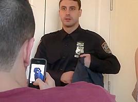 Jake Steel   Hairy Cop
