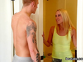 Cadence Lux & Blaze in Cock Is A Lesson For Step-Sis - BrutalX