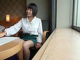 Incredible Japanese slut Karen Haruki in Horny masturbation, college JAV video