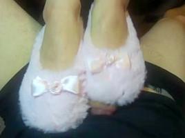 Femdom-Goddess Jane Slippers, high heels and ballet flats