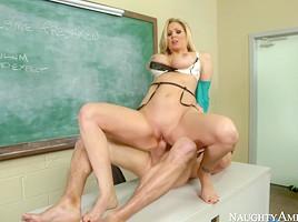 Julia Ann & Tyler Nixon in My First Sex Teacher
