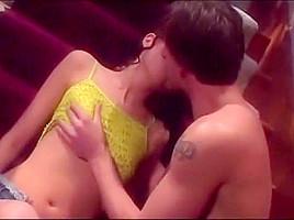 Best pornstar Mandy Starr in exotic brunette, cumshots sex scene