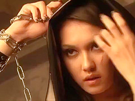 Busty Maria Ozawa Likes To Pose When Playing With Toys