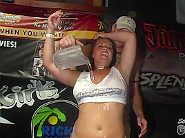 Hottest Body Contest at Dirty Harry's Key West - SouthBeachCoeds