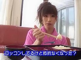 Hottest Japanese slut Chika Eiro in Best Blowjob JAV clip