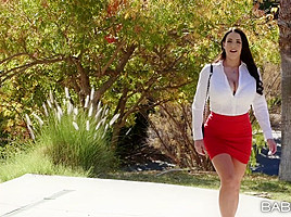 Angela White in BIB- Closing Costs - BlackisBetter
