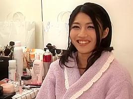 Horny Japanese slut Leo Saionji in Exotic Dildos/Toys, Threesomes JAV video