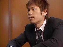 Incredible Japanese girl Reiko Yamaguchi in Amazing Casting, Creampie JAV video