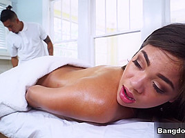 Cassidy Banks in Massaging Big Tits - BigTitsRoundAsses