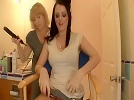 Best pornstars Flower Tucci, Chris Streams and Sophie Dee in exotic ass, pornstars adult scene