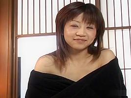 Ami Kitazawa is a sexy maid!