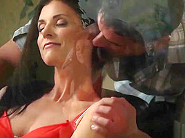 Sexy milf India Summer loves younger cock