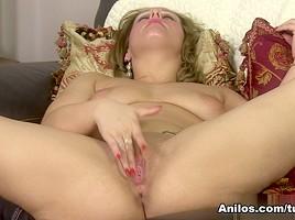 Ashley Rider in Hot Mama Scene