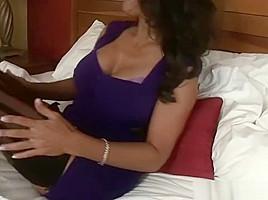 Big Tit Mature Interracial Sex With Persia Monir