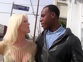 Busty Kaylee Brookshire Interracial Sex