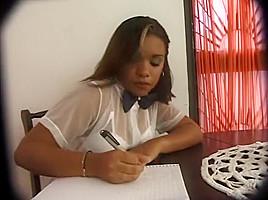 Patricinha estudante