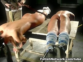 BrutalPunishment Video: Dominating Two Submissives