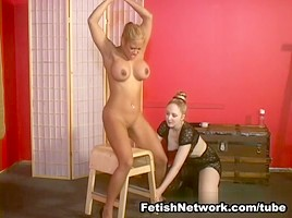 FetishNetwork Movie: Self Squirting Session