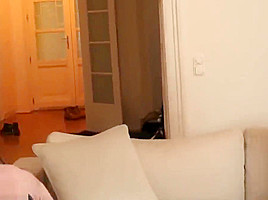 Cute Teen Gina Gerson and Hot Spanish Jimena Lago threesome