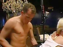 Amazing sex scene Pissing check pretty one-