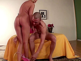 Blonde Big Tits MILF - Puma Swede