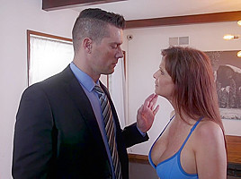 Ramon Nomar & Syren de Mer & Aidra Fox in Aidra's Little Games: Aidra Fox Gets Played By Her Slutty Step-Mommy - FamiliesTied