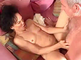 Hairy Pussy Mature Ebony Interracial Action
