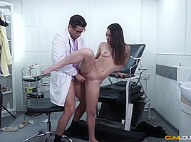 Lucia Nieto is about to get her soaking wet pussy fingered and stuffed with cock