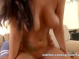 Nubiles-Casting Video: Cali Doe & Whitney Westgate
