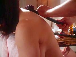 Gabriella Hall,Elizabeth Barondes,Mimi Rogers in Full Body Massage (1995)