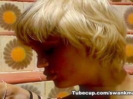 SwankMag Video: Sammy Jane and Loureen Kiss