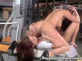 Misty Anderson in My First Lesbian Experience #3