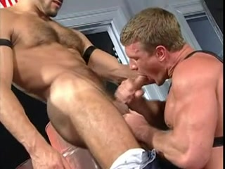 Muscled Gay Hunks Unleashing Their Wild Gay Urge And Fucking Ebony anal whore