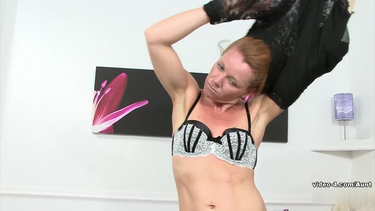 Video from AuntJudys: Kay C erotic sex toys bullets